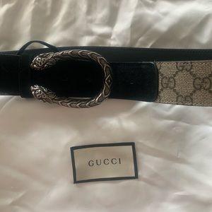 Gucci Dionysus Belt size 85/34 excellent condition